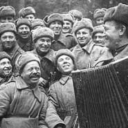 Концерт «Песни военных лет» фотографии