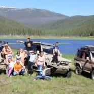 Семейный тур на Байкале фотографии