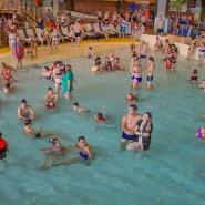 Новогодние каникулы в Аквапарке фотографии