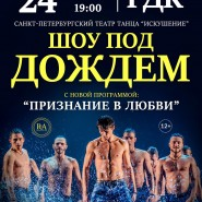 Шоу Санкт-Петербургского театра танца «Искушение» фотографии