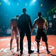 Бой X-Fight между Фелипе Нсуе (Испания) и Романом Копыловым (Россия) фотографии