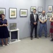 Выставка «…ВОЗВЫСЬСЯ НАД ЛЮДСКОЮ СУЕТОЙ…» Юрия Пацкова фотографии