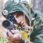 Военно-спортивный квест от «Выхода № 3» в «Меге» фотографии