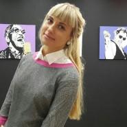 Виктория Складчикова, стэнд ап фотографии