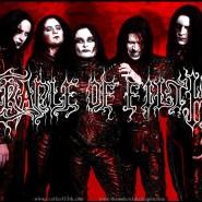 Концерт «CRADLE OF FILTH» фотографии