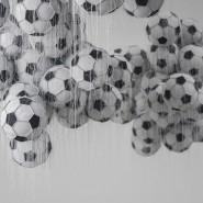 Международная арт-выставка «Мяч в искусстве» фотографии