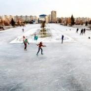 Ледовые катки в Уфе фотографии