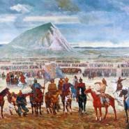 Выставка «Башкирские полки в Отечественной войне 1812 года» фотографии