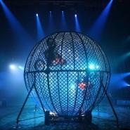 Цирковое представление «Экстрим-шоу братьев Шатировых» фотографии