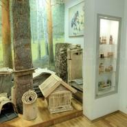Экспозиция, посвященная бурзянской пчеле фотографии