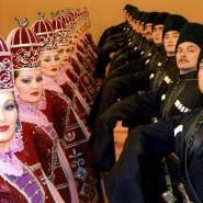 Концерт ансамбля танца «Кабардинка» фотографии