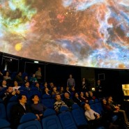 Акция «Неделя космоса» в Уфимском планетарии фотографии