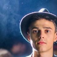 Концерт певца ALEKSEEV фотографии
