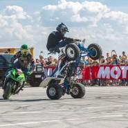 Экстремальное шоу «Motul Extreme Show» фотографии