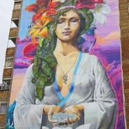 Фестиваль граффити и стрит-арта «Яркие улицы» фотографии