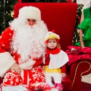 Новогодние детские праздники в «Планете» фотографии