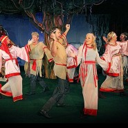 Мюзикл «Новогодние приключения трех богатырей» фотографии
