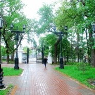 Парк культуры и отдыха им. М.Гафури фотографии