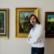 Выставка Никаса Сафронова фотографии