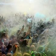 Фестиваль красок в Уфе фотографии