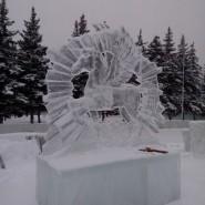 Конкурс Ледяных скульптур «Сказочная аллея» фотографии