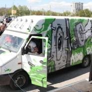 Полуфинал Чемпионата по автозвуку и тюнингу «АМТ-Евразия» фотографии
