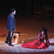 Премьера оперы «Кармен» фотографии