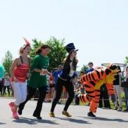 Благотворительный пробег «Спорт во благо» фотографии