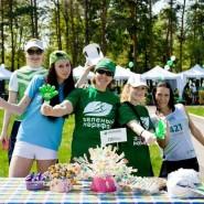 Забег «Зеленый марафон» фотографии