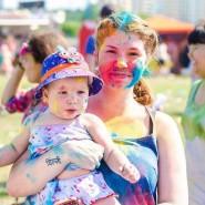 Фестиваль красок «FEST KRASOK» фотографии