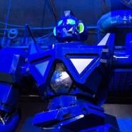 Выставка роботов и трансформеров фотографии
