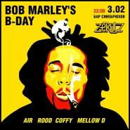 День Рождения Боба Марли фотографии
