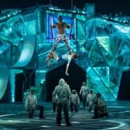 Crystal. Cirque du Soleil фотографии