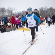 Всероссийская гонка «Лыжня России-2017» фотографии