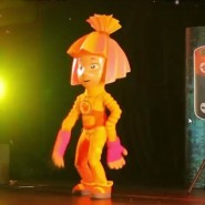Детское представление «Фикси-шоу» фотографии