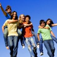 Праздник «Молодежь за здоровую жизнь» фотографии