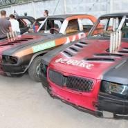 Автомобильные бои «Автореслинг» фотографии
