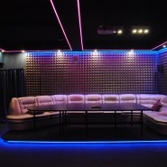 Кино-кафе «Lounge 3D cinema» фотографии
