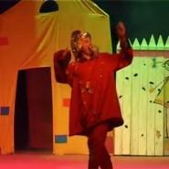 Спектакль для детей «Привет, я Пеппи!» фотографии