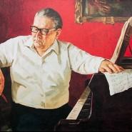 Выставка «Загир Исмагилов: от курая до оперы» фотографии