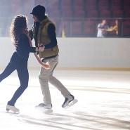 Массовое катание на коньках фотографии
