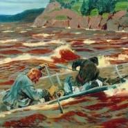 Выставка «Верность мастерству. Живопись художников-реалистов XX века». фотографии