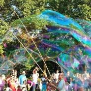 Фестиваль мыльных пузырей фотографии