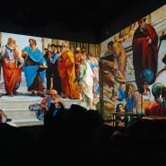 выставка «Ренессанс — эпоха гениев» фотографии