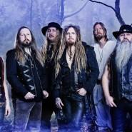 Концерт фолк-метал группы «Korpiklaani» фотографии