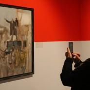 Выставка «Красный октябрь» фотографии