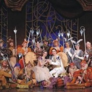Новогодние детские представления в Театре оперы и балета фотографии