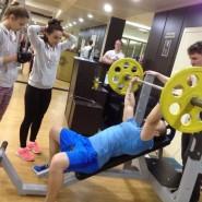 Школа фитнеса Варвары Медвдевой. Базовый курс инструктора групповых программ фотографии