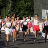 Забег в платьях «Бежим к красоте!» фотографии