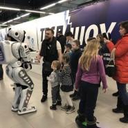 Интерактивная выставка «Империя роботов» фотографии